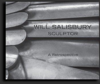 'Will Salisbury — Sculptor' cover